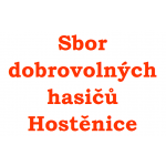 Sbor dobrovolných hasičů Hostěnice – logo společnosti