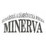 MINERVA - Kovářská a zámečnická firma – logo společnosti