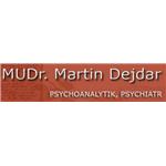 MUDr. Martin Dejdar- Psychoanalytik, Psychiatr – logo společnosti