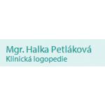 Mgr. Halka Petláková - ordinace klinické logopedie – logo společnosti