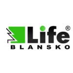 František Voráč - LIFE Blansko – logo společnosti