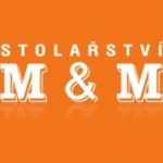 Stolařství M&M – logo společnosti