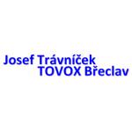 Josef Trávníček- TOVOX – logo společnosti