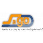 SaGO Chrudim s.r.o. – logo společnosti