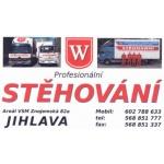 Vodička Vilém (pobočka Jihlava) – logo společnosti