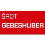 ŠROT GEBESHUBER s.r.o. – logo společnosti