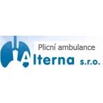 ALTERNA, s.r.o. - Plicní ambulance – logo společnosti