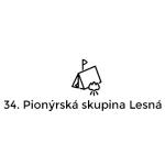 34. pionýrská skupina LESNÁ – logo společnosti