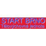 Tělovýchovná jednota START Brno – logo společnosti