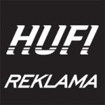 HUFI studio s.r.o.- REKLAMNÍ AGENTURA – logo společnosti