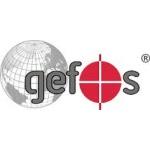 GEFOS a.s.- geodetické práce – logo společnosti