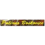 Palírna Boskovice, s.r.o. – logo společnosti