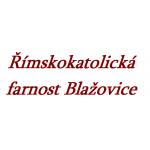 Římskokatolická farnost Blažovice – logo společnosti