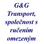 G&G Transport, společnost s ručením omezeným – logo společnosti