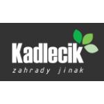 Kadlečík Vítězslav- ZAHRADY JINAK – logo společnosti