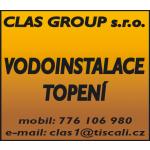 CLAS GROUP s.r.o. – logo společnosti