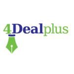 4Deal plus s.r.o. – logo společnosti