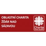 Oblastní charita Žďár nad Sázavou – logo společnosti