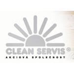 CLEAN SERVIS, a.s. – logo společnosti