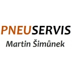 Šimůnek Martin - PNEUSERVIS – logo společnosti