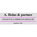 Ing. Antonín Holas- A. HOLAS & PARTNER - PATENTOVÁ A ZNÁMKOVÁ KANCELÁŘ – logo společnosti