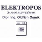 Ing. Oldřich Osmík - ELEKTROPOS obchodní a servisní firma – logo společnosti