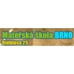 Mateřská škola Brno, Bieblova 25, příspěvková organizace – logo společnosti