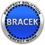Bracek Jiří- stroje a zařízení – logo společnosti