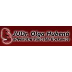 JUDr. Olga Hubená - advokátní kancelář Boskovice – logo společnosti