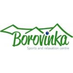 BOROVINKA - sportovní a rekreační areál – logo společnosti