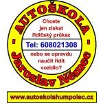 Autoškola - Jaroslav Němec – logo společnosti
