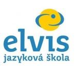 Jazyková škola Elvis, s.r.o. – logo společnosti