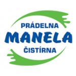 Prádelna a čistírna MANELA – logo společnosti
