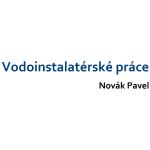 Novák Pavel - Vodoinstalatérské práce – logo společnosti