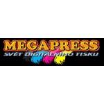 MEGAPRESS spol. s r.o. – logo společnosti