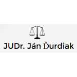 Ďurdiak Ján, JUDr. – logo společnosti