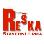 Stavební firma Reška – logo společnosti