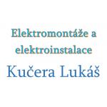 Kučera Lukáš - Elektromontáže a elektroinstalace – logo společnosti