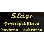Němeček Ondřej - Kavárna Šlágr – logo společnosti
