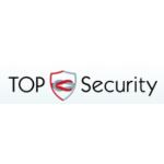 TOP security s.r.o. – logo společnosti