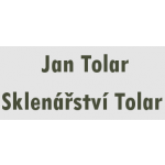 Jan TOLAR- SKLENÁŘSTVÍ TOLAR – logo společnosti