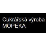 Cukrářská výroba Mopeka – logo společnosti