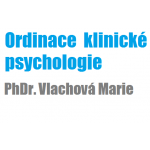 PhDr. VLACHOVÁ MARIE - Klinická psychologie – logo společnosti