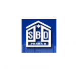 Stavební bytové družstvo Praha 8 – logo společnosti