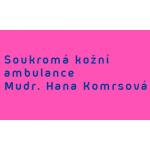 MUDr. Hana KOMRSOVÁ - Soukromá kožní ambulance – logo společnosti