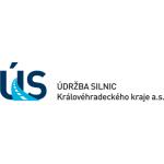 ÚDRŽBA SILNIC Královéhradeckého kraje a.s. – logo společnosti