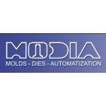 MODIA, a.s. - pobočka Praha 5 – logo společnosti