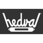 HEDVA, a.s. – logo společnosti