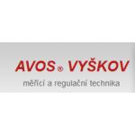AVOS VYŠKOV měřící a regulační technika, s.r.o. – logo společnosti