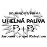 Lubomír Binka B+B UHELNÁ PALIVA – logo společnosti
